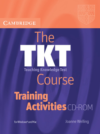 TKT Course Training Activities CDROM