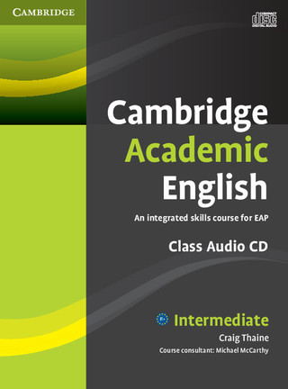 Academic English Class Audio CDs