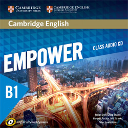 Empower B1 ESS Audio CD