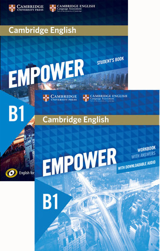 Empower B1 ESS Learning Pack
