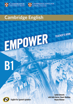 Empower B1 ESS Teacher's Book