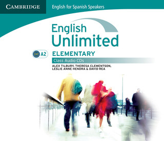 English Unlimited Class Audio CDs