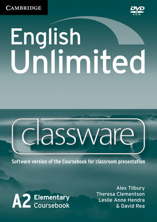 English Unlimited Classware