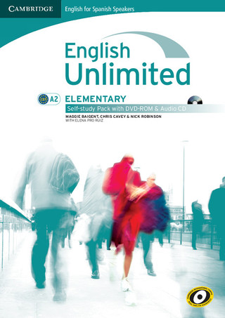 English Unlimited Self-study pack