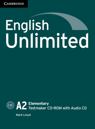 English Unlimited Testmaker
