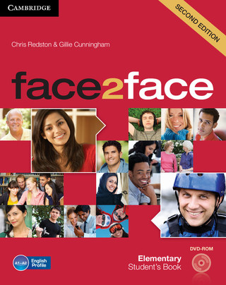 face2face Student's Book