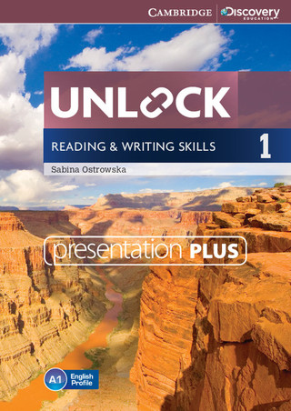 Unlock - Reading and Writing - Presentation Plus