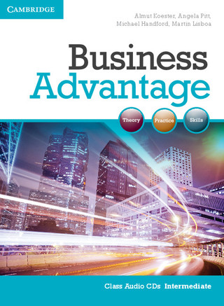 Business Advantage Class Audio CDs