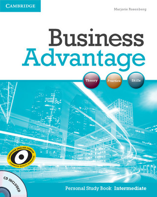 Business Advantage Personal Study Book