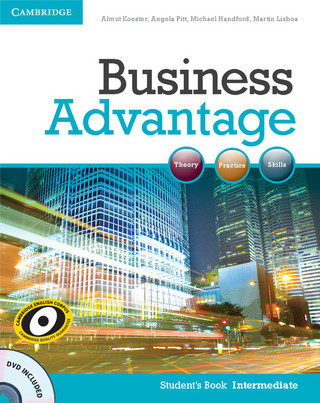 Business Advantage Student's Book