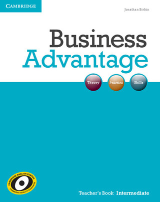 Business Advantage Teacher's Book