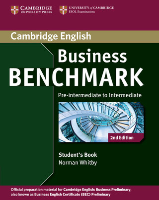 Business Benchmark Student's Book - BEC