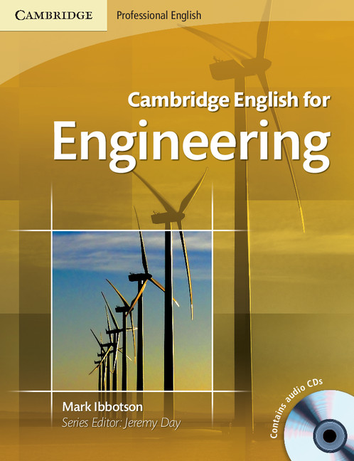 Cambridge English for Engineering