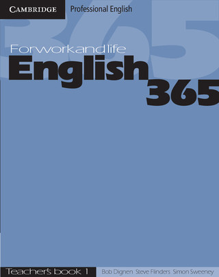 English365 Teacher's Book