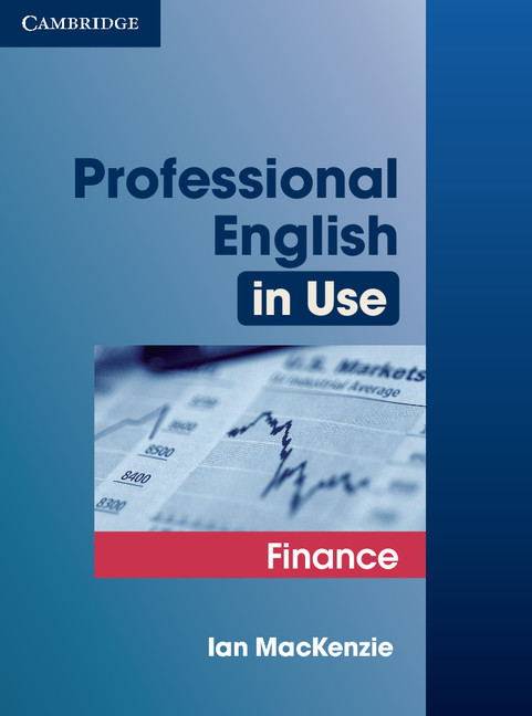 Prof English in Use Finance