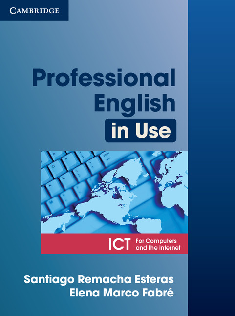 Prof English in Use ICT