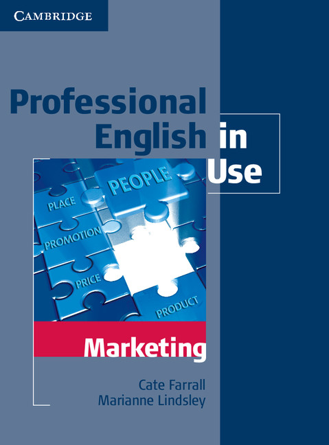 Prof English in Use Marketing