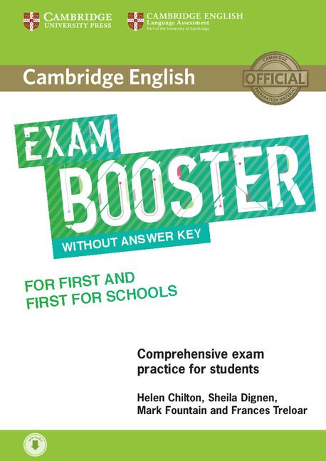 first exam booster