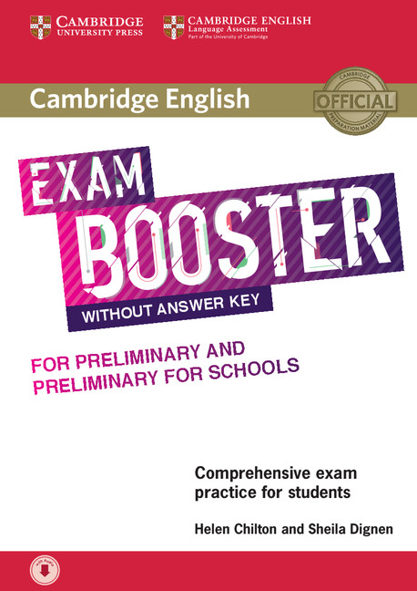 Exam booster_Preliminary