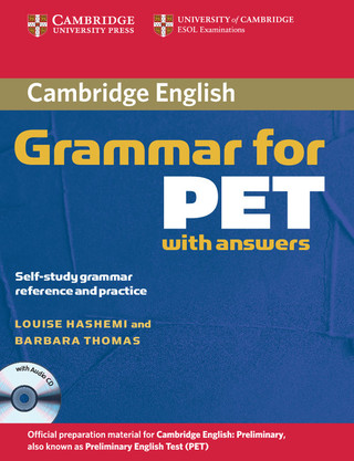 Camb Grammar for PET