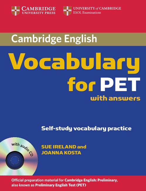 Camb Vocabulary for PET