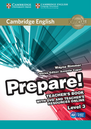 Prepare 3 Teacher's Book