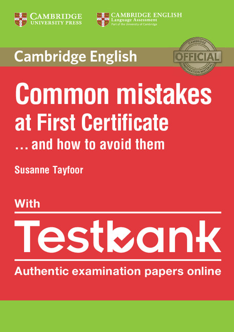 Common Mistakes at First with Testbank