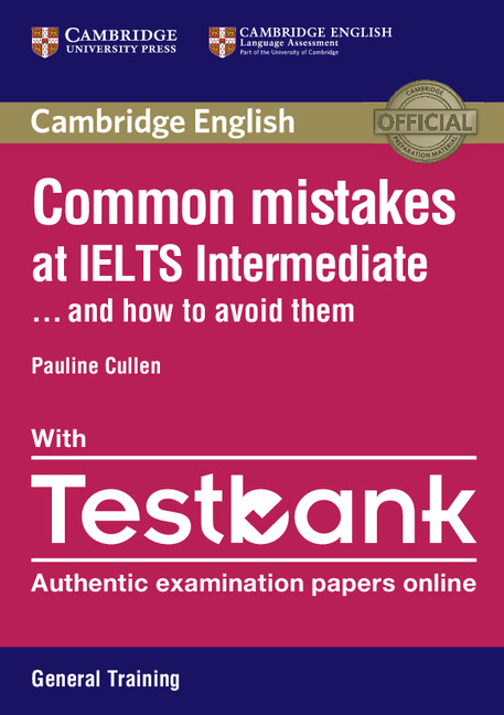 Common Mistakes at IELTS with Testbank