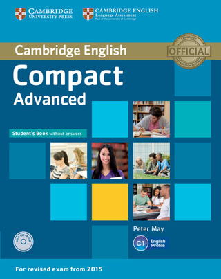 Compact Advanced Student's Book