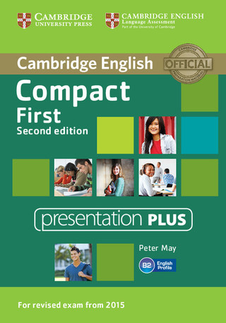 Compact First 2 Presentation Plus
