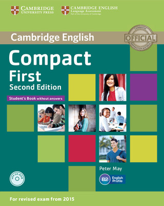 Compact First 2 Student's Book