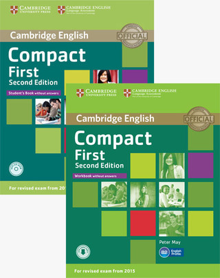 Compact First 2 Student's Pack