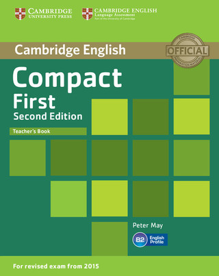 Compact First 2 Teacher's Book