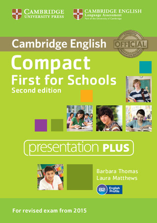 Compact First for Schools 2 Presentation Plus
