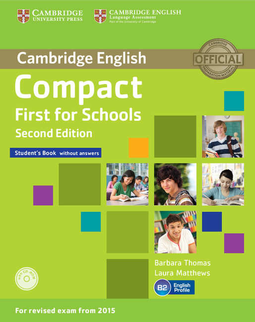 Compact First for Schools 2 Student's Book