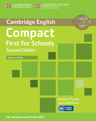 Compact First for Schools 2 Teacher's Book