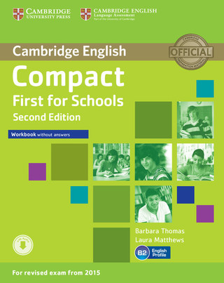 Compact First for Schools 2 Workbook