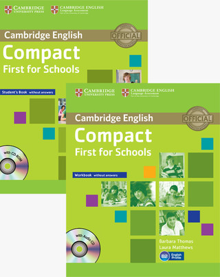 Compact First for Schools Student's Pack