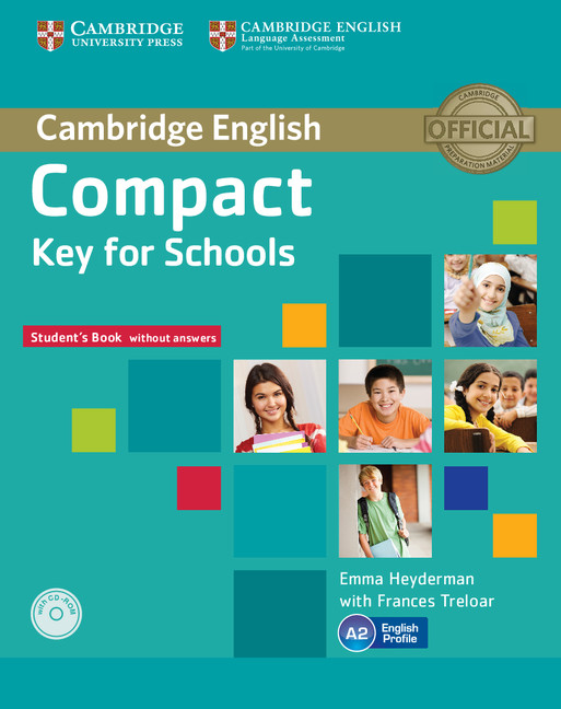 Compact Key for Schools Student's Book