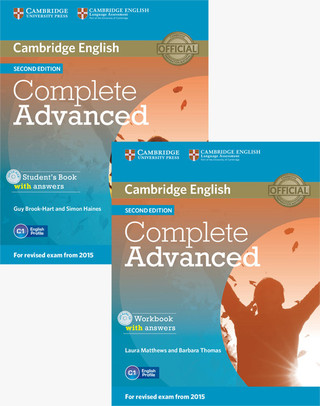 Complete Advanced Student's Pack