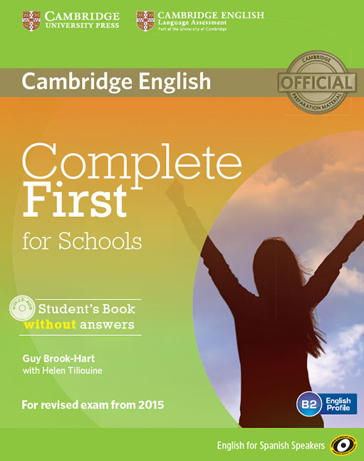 Complete First for schools Students Book