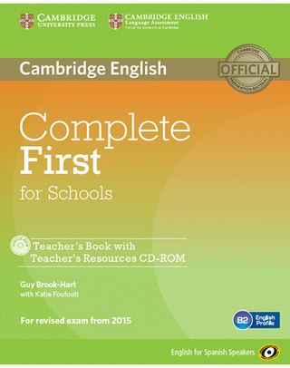 Complete-First-for-Schools-TeachersBook