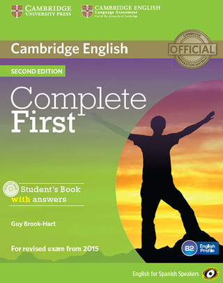 Complete First Students Book