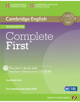 Complete-First-Teachers-Book