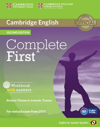 Complete First Workbook