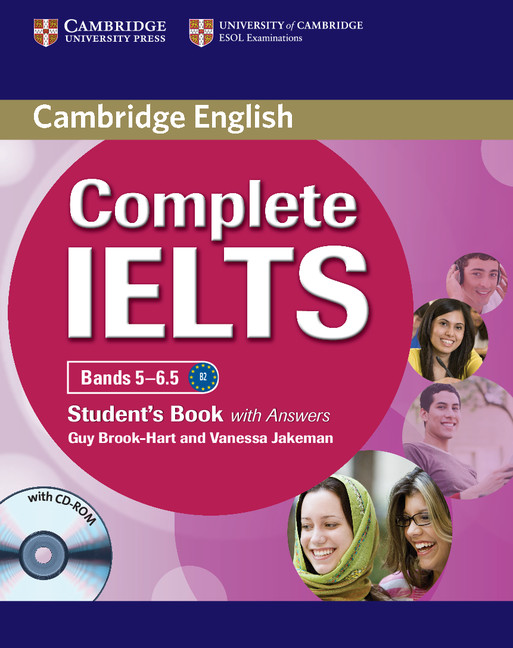 Complete IELTS Student's Book