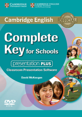 Complete Key for Schools Presentation Plus