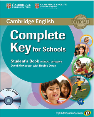Complete KEY for schools Students Book