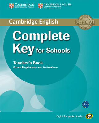 Complete KEY for schools Teachersbook