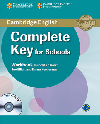 Complete KEY for schools Workbook